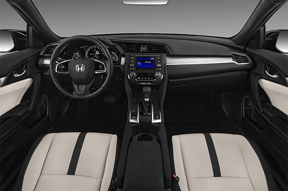 Used 2016 Honda Civic Interior