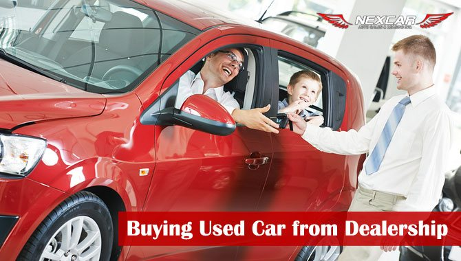 Why You Should Buy A Car From A Dealer Instead Of A Private Seller