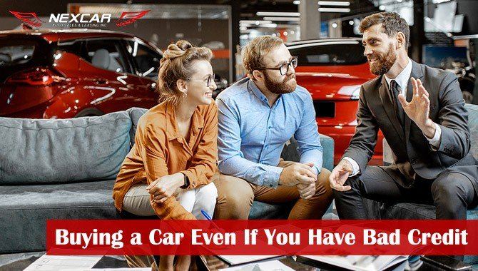 Buying Your Dream Car Even If You Have Bad Credit
