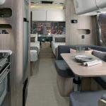 Airstream Globetrotter Interior