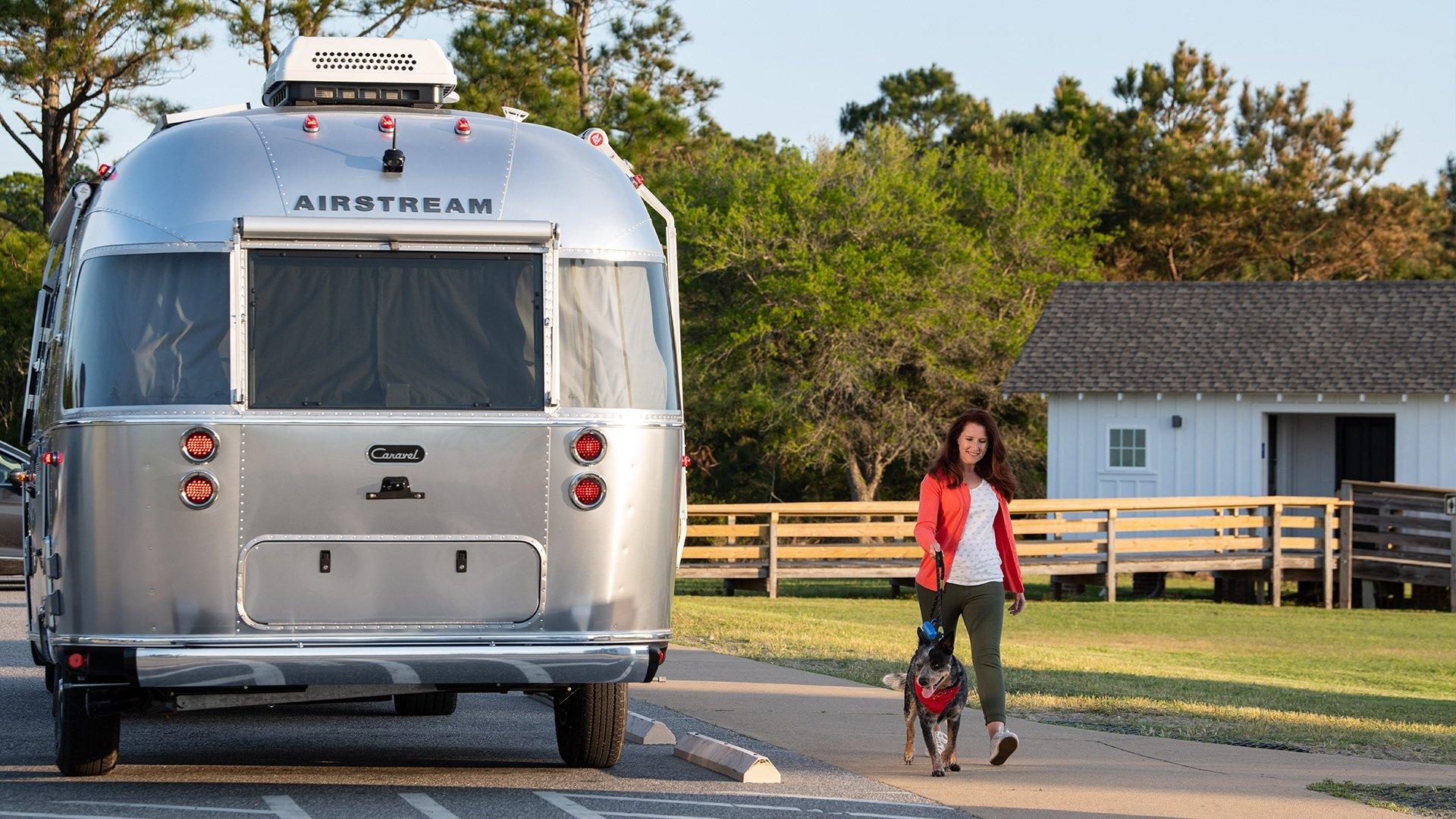 Airstream Caravel Features