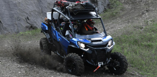 CAN-AM SIDE BY SIDE