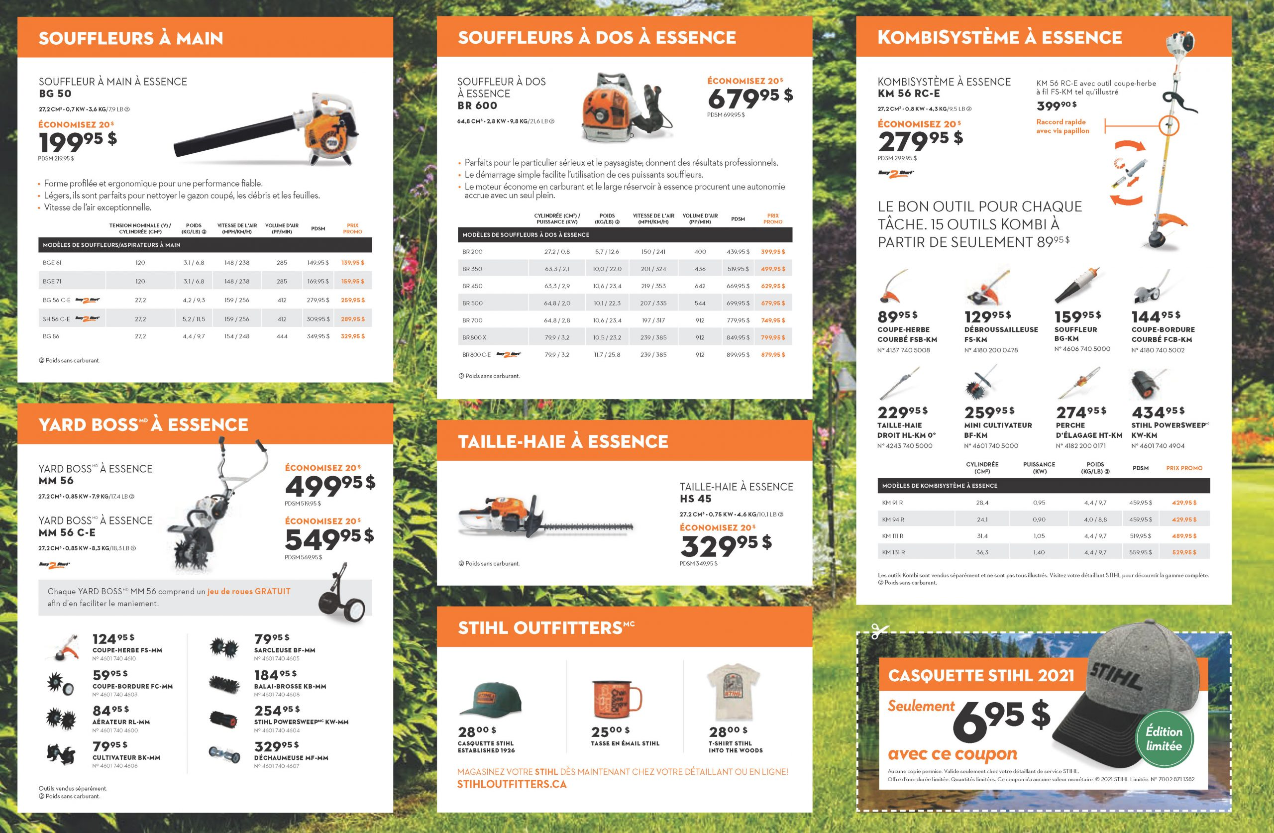 page 2 promotions Stihl