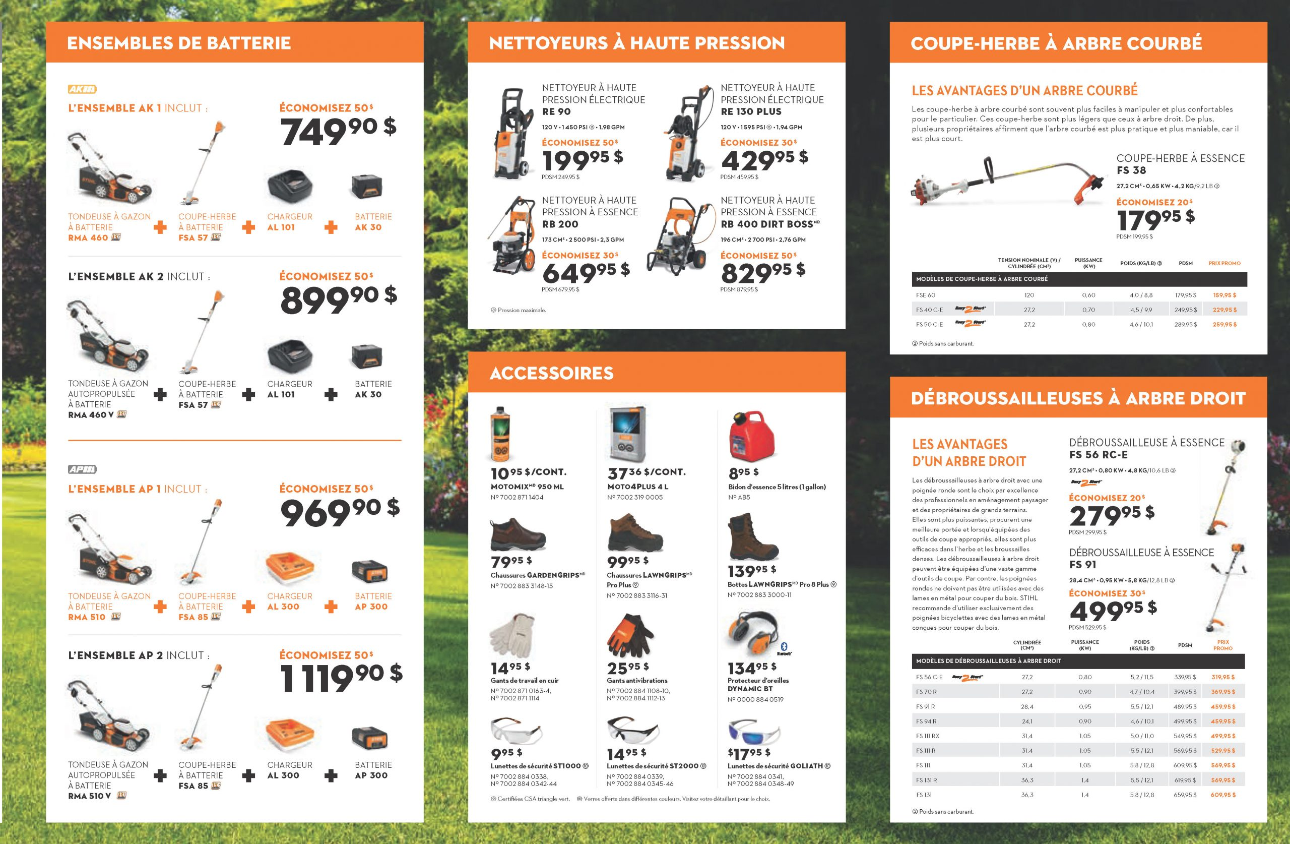 page 4 promotions Stihl