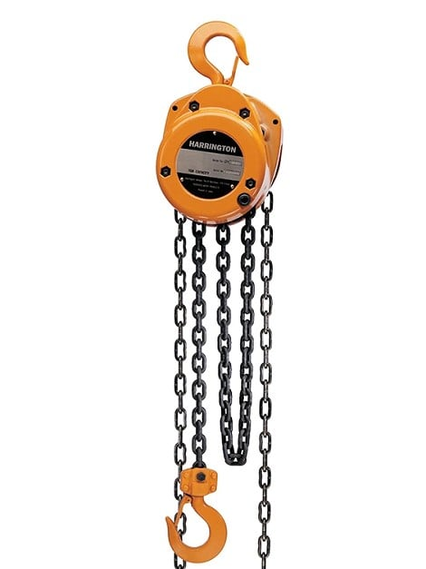 Chaine Fall Vertical