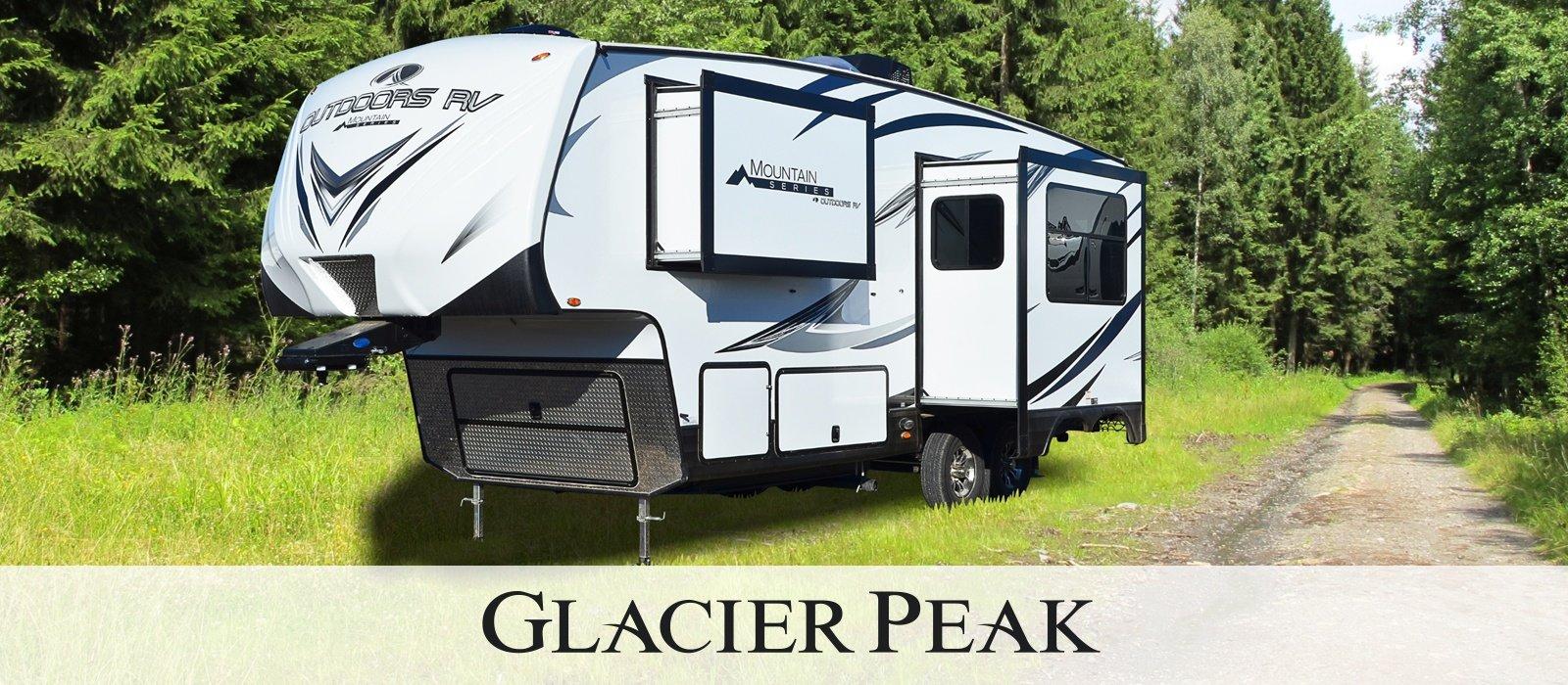 Glacier Peak RVs