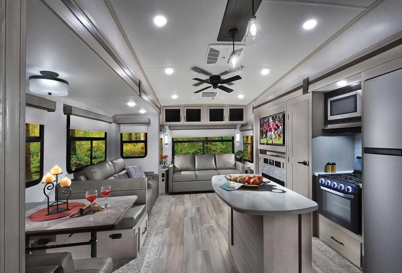 Flagstaff Super Lite Interior