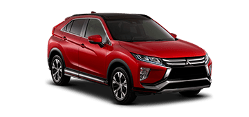 Red Eclipse Cross