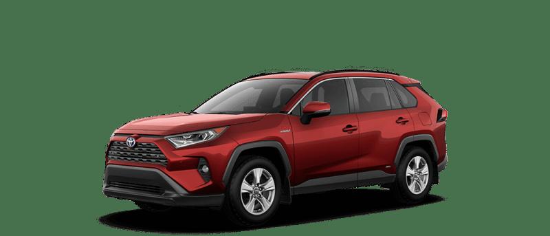 Toyota RAV4 & RAV4 Prime
