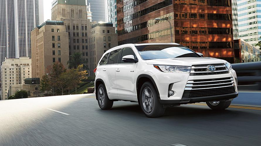 Toyota Certified Pre-owned Vehicles