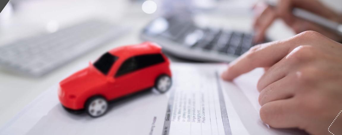Calcul de remboursement d'un prêt automobile