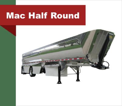 Mac Half Round