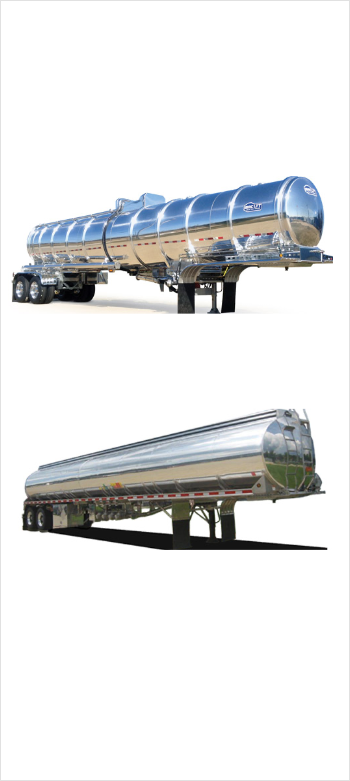 2 wide trailers