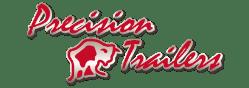Precision Trailers logo