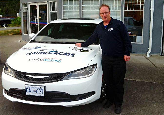 Sponsored Car 2015